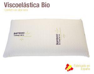 Nuevo_almohada viscoelastica bio naturconfort
