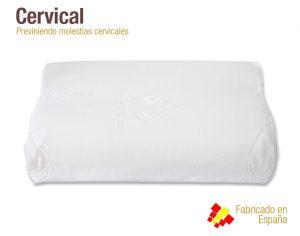 almohada cervical naturconfort