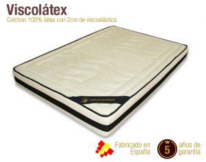 colchon-de-latex-con-2-cm-de-viscoelastica-naturconfort